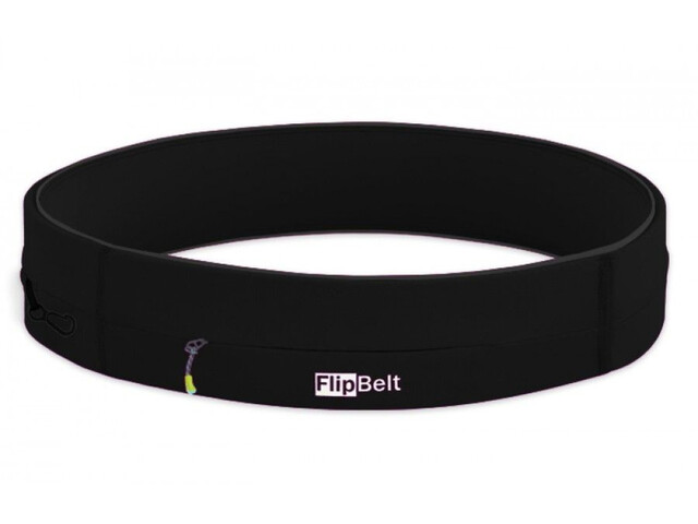FlipBelt Zipper black